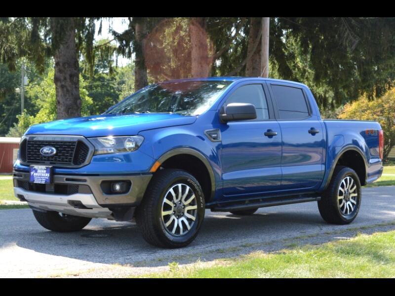 Ford Ranger XLT SuperCrew 4WD 2019