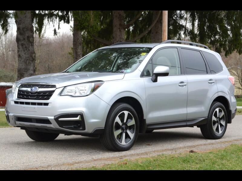 Subaru Forester 2.5i Premium CVT 2018