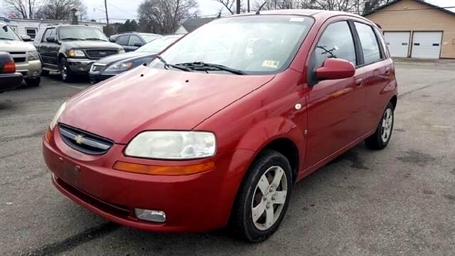 2008 Chevrolet Aveo BASE LS