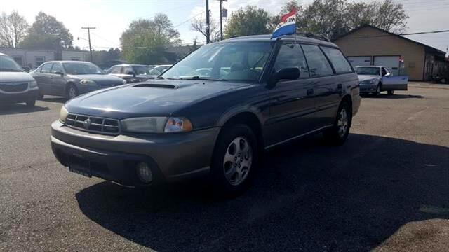 1998 Subaru Outback 30TH ANNIVERSARY OUTBACK