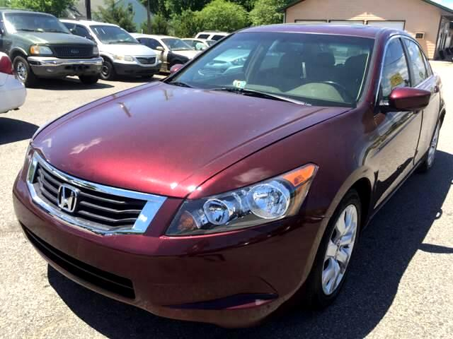2009 Honda Accord EXL