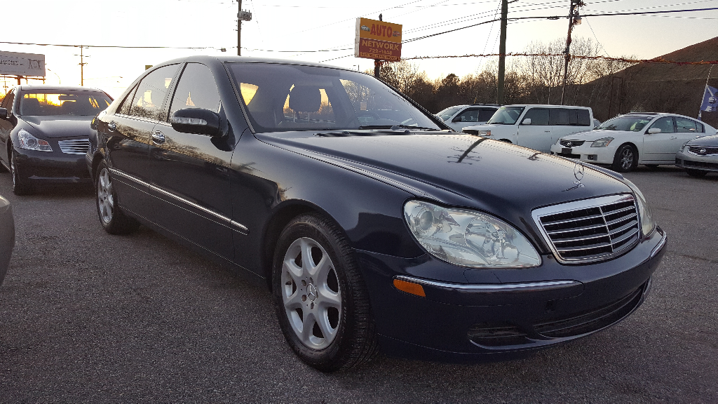2005 Mercedes-Benz S 430 4MATIC