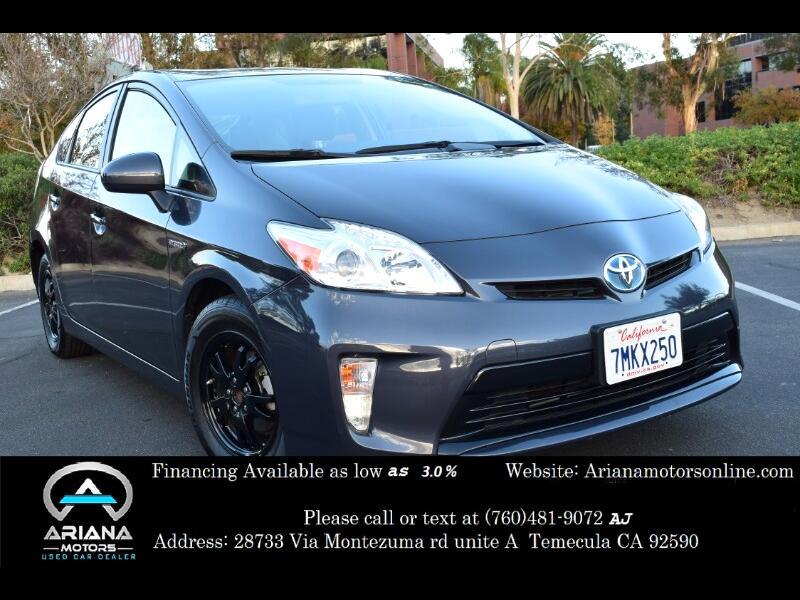 Used Toyota Prius For Sale Murrieta Ca Cargurus