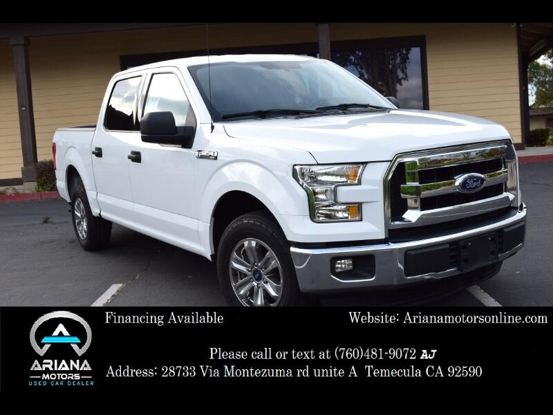 2015 Ford F-150 2WD SuperCrew 150