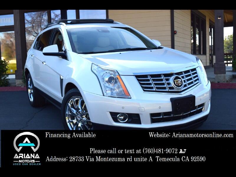 2015 Cadillac SRX Premium Collection FWD