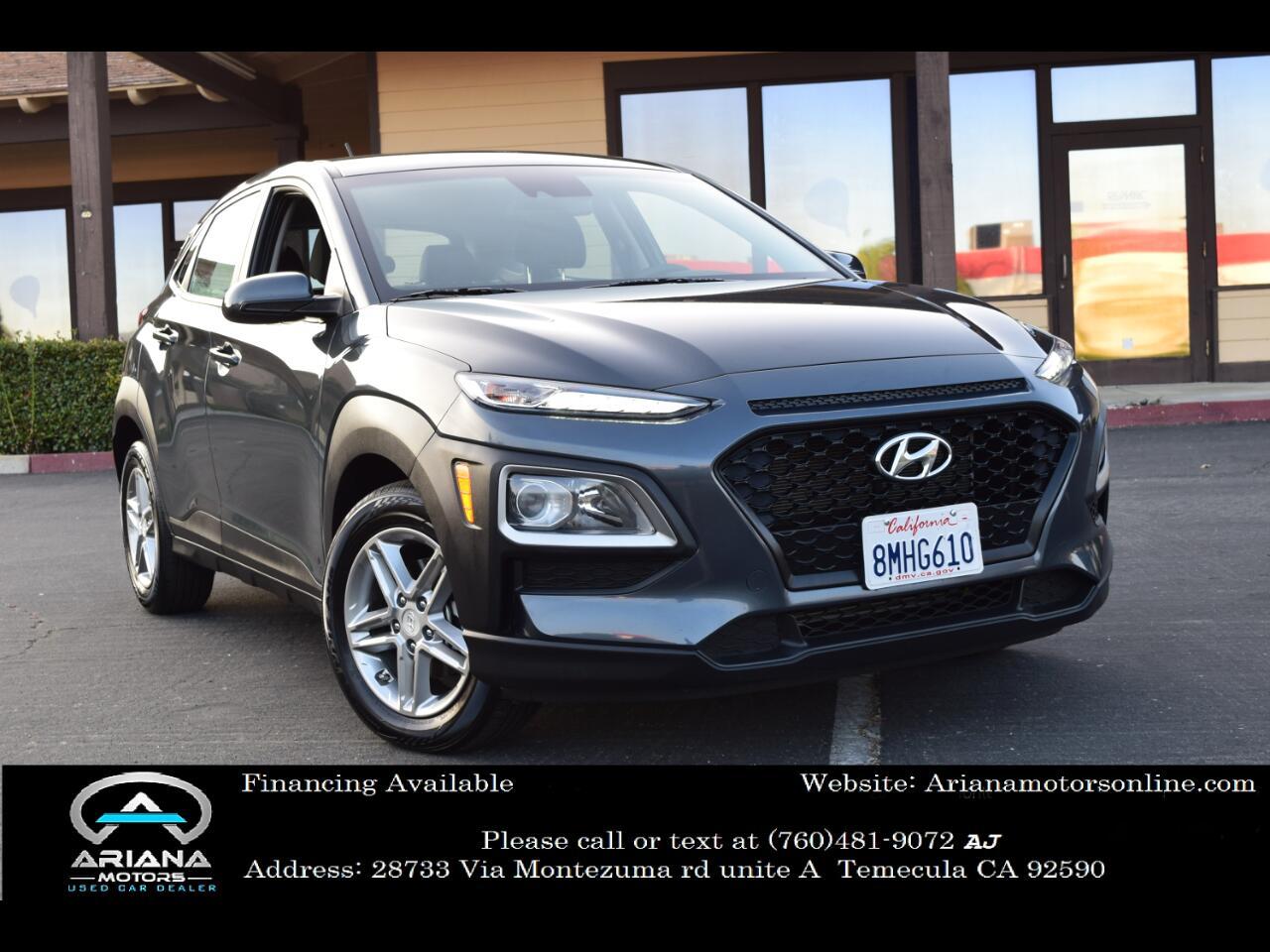 Hyundai Kona SE 2.0L Auto 2020