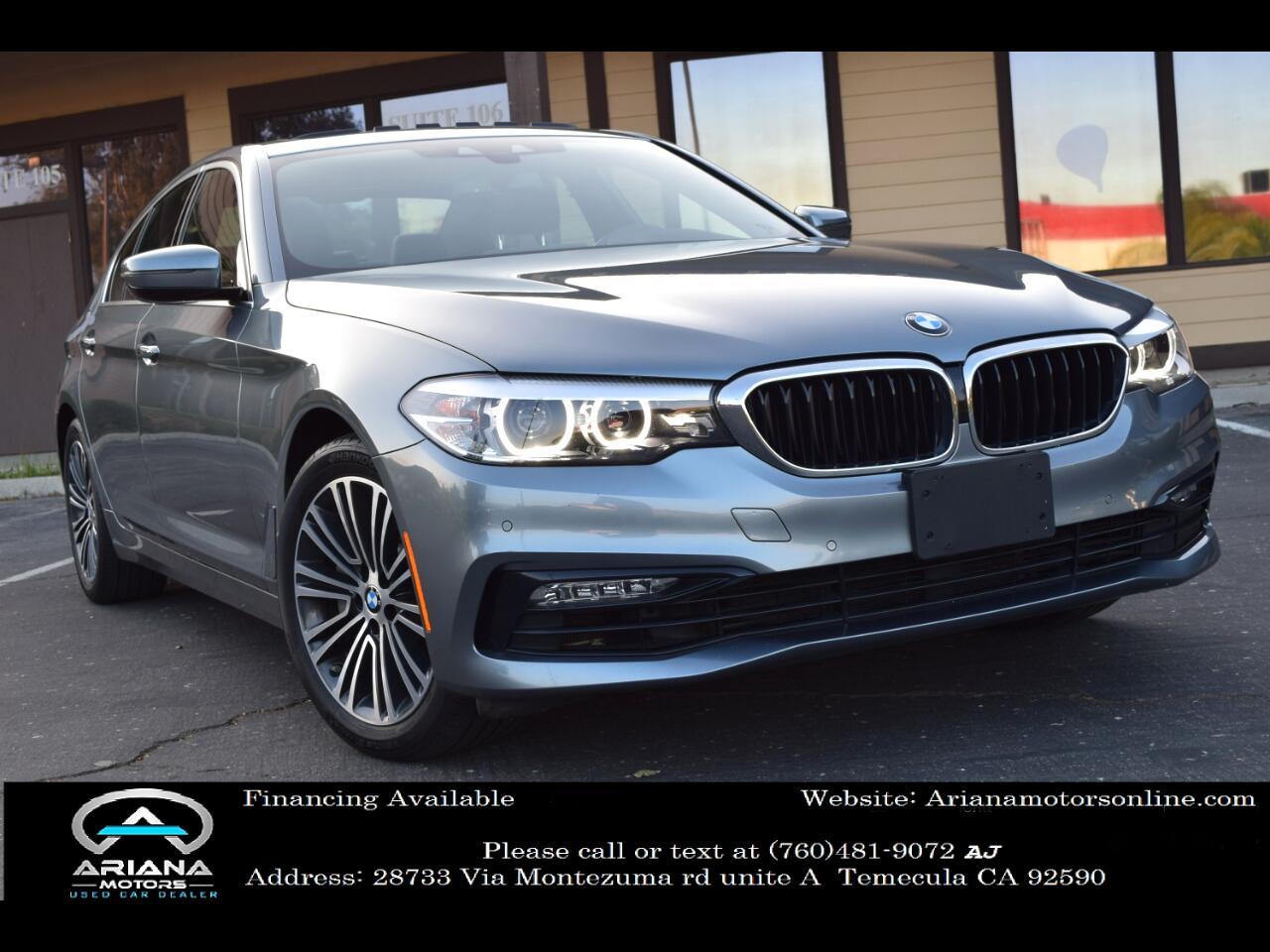 BMW 5-Series 530i 2018