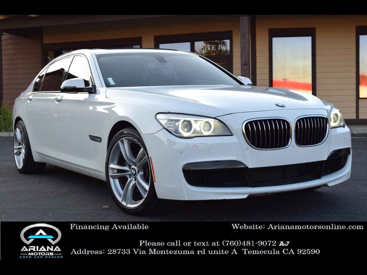 2013 BMW 7-Series 740Li xDrive