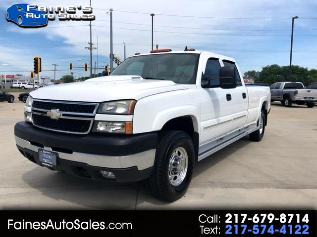 2006 Chevrolet Silverado 2500HD LT1 Crew Cab Long Bed 4WD