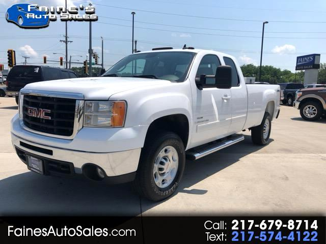 2009 GMC Sierra 2500HD SLT Ext. Cab Long Box 4WD