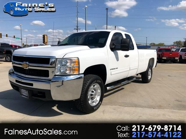 2009 Chevrolet Silverado 2500HD LT1 Ext. Cab Long Box 4WD