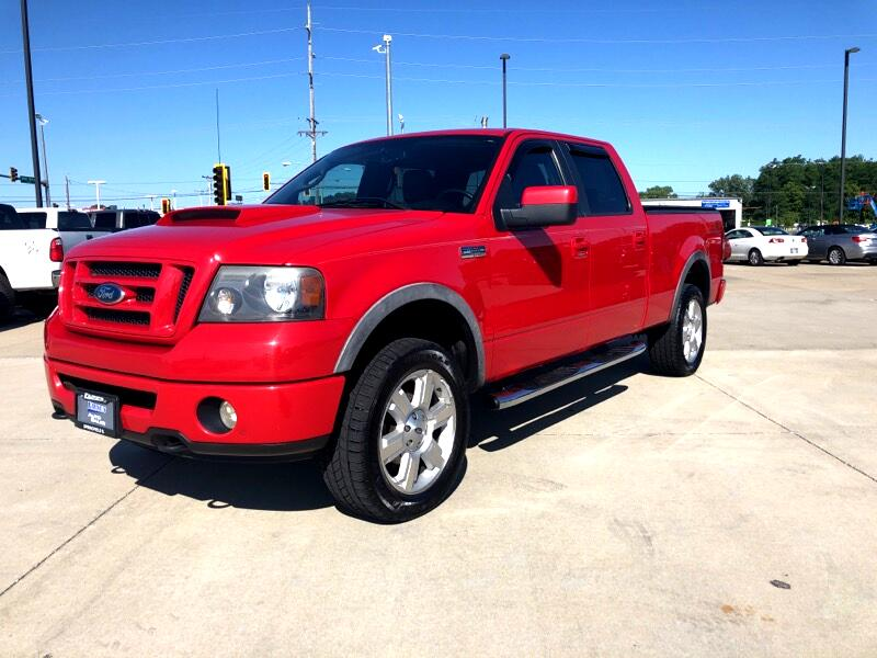 Amazing Used 2008 Ford F 150 Fx4 Supercrew For Sale In Springfield Machost Co Dining Chair Design Ideas Machostcouk