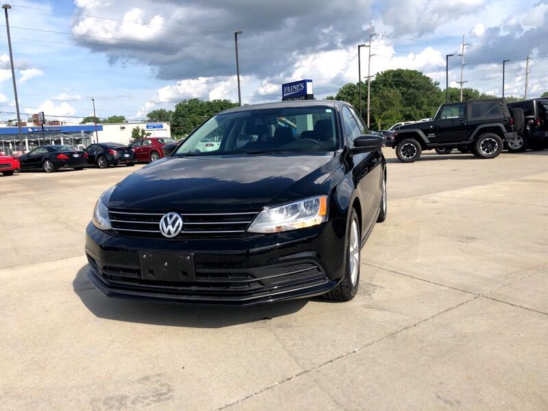 2015 Volkswagen Jetta SE 6A