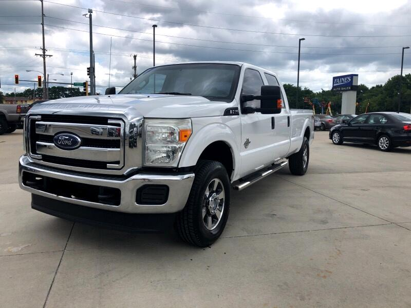 2011 Ford F-250 SD XL Crew Cab Long Bed 4WD