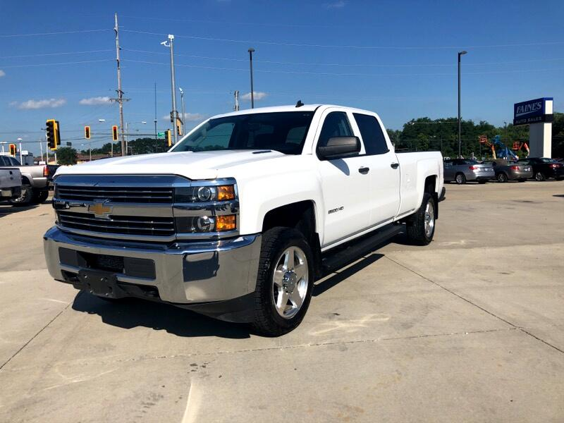 Chevrolet Silverado 2500HD LT Crew Cab Long Box 4WD 2015