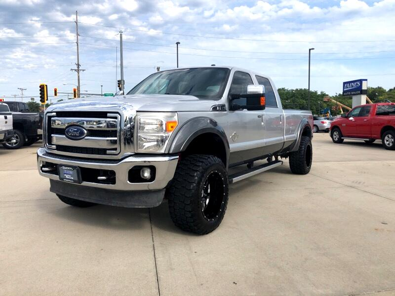 Ford F-350 SD Lariat Crew Cab Long Bed 4WD 2014