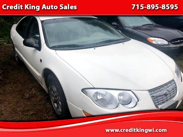 Chrysler Sebring Touring Platinum Convertible 2004