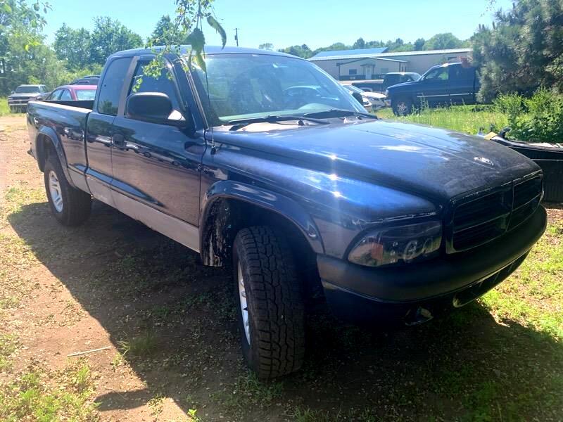 2002 Dodge Dakota Sport Club Cab 4WD