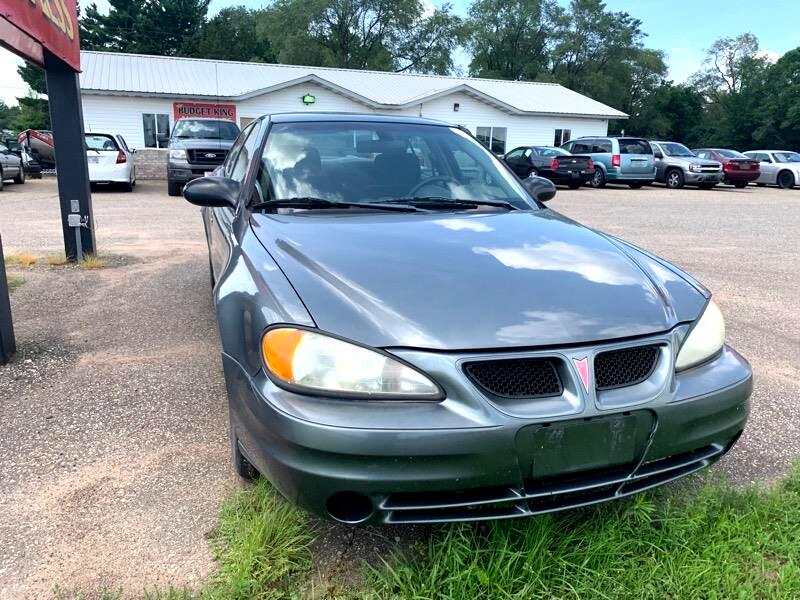 Pontiac Grand Am SE1 sedan 2003