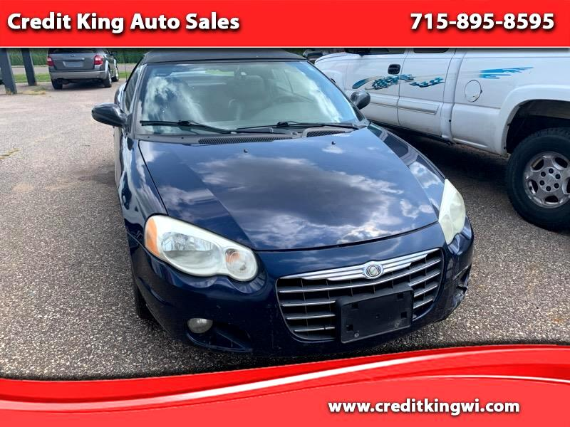 Chrysler Sebring Touring Convertible 2005