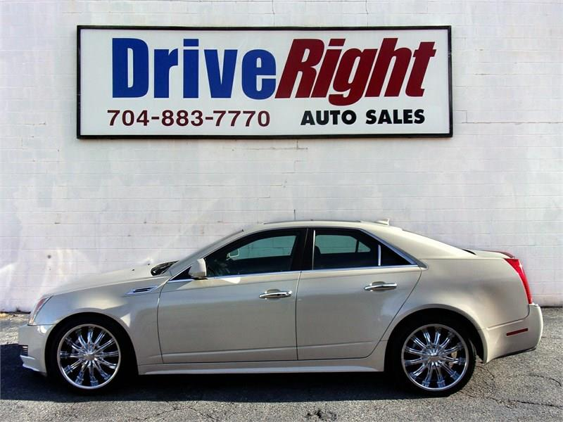2010 Cadillac CTS Luxury AWD