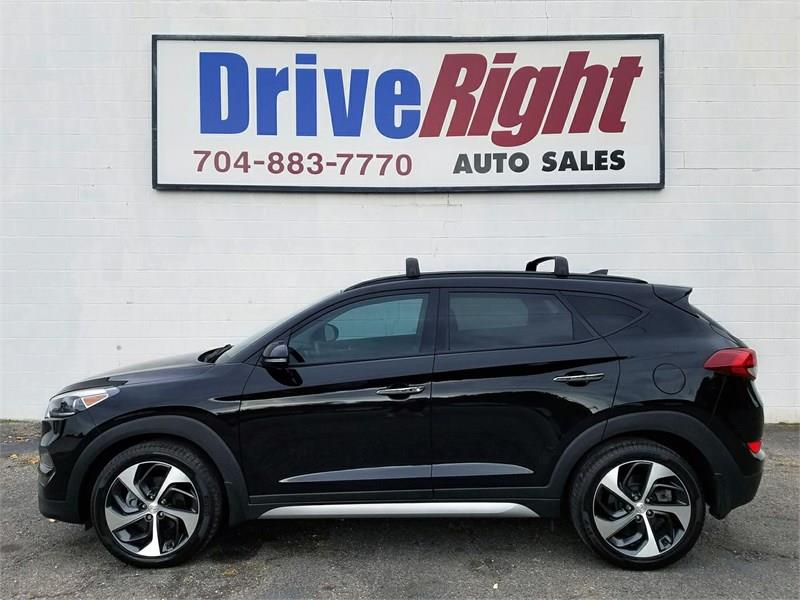 2017 Hyundai Tucson Limited w/Ultimate Package AWD