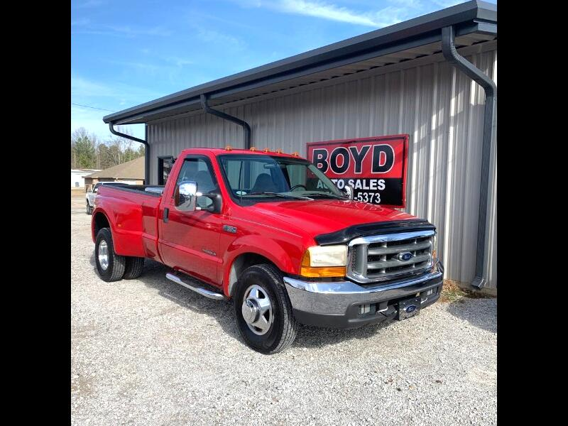 Ford F-350 SD XLT 2WD DRW 1999