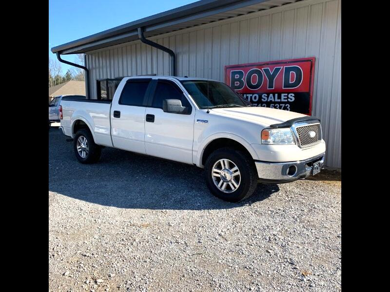 Ford F-150 Lariat SuperCrew 6.5-ft. Bed 4WD 2007