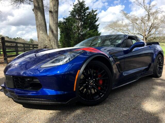 2017 Chevrolet Corvette Grand Sport w/2LT