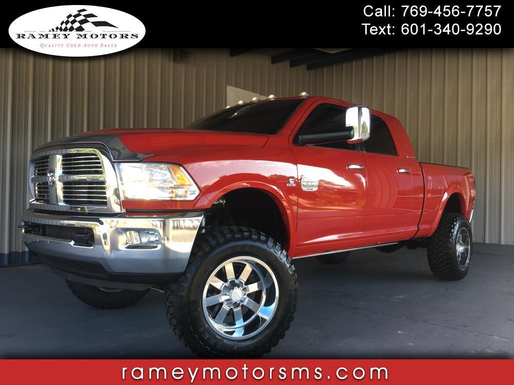 """2012 RAM 2500 4WD Mega Cab 160.5"""" Laramie Longhorn"""