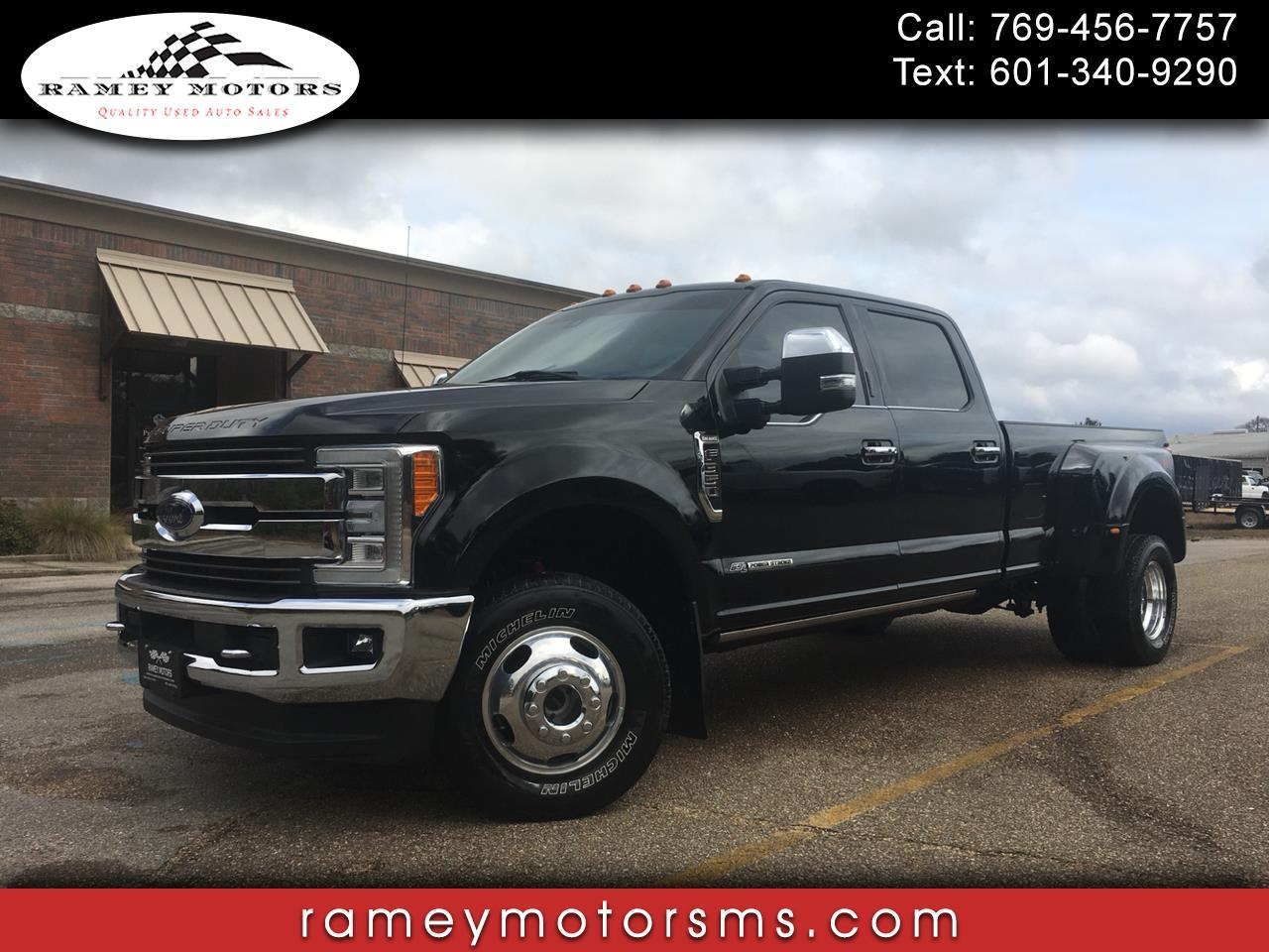 2017 Ford F350 KING RANCH ULTIMATE 4WD