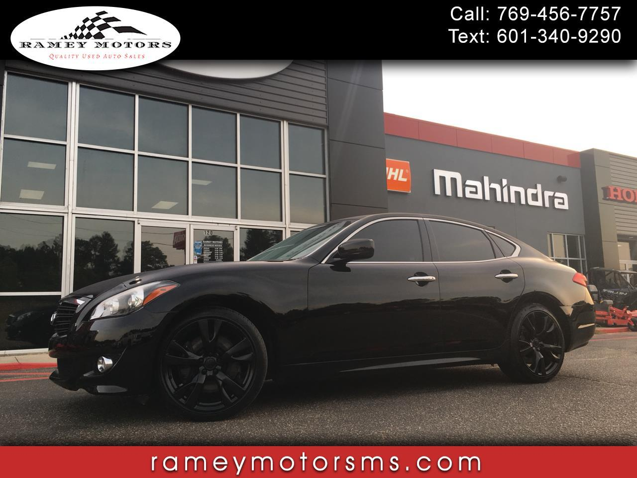 2012 Infiniti M37 SPORT TURBO EDITION