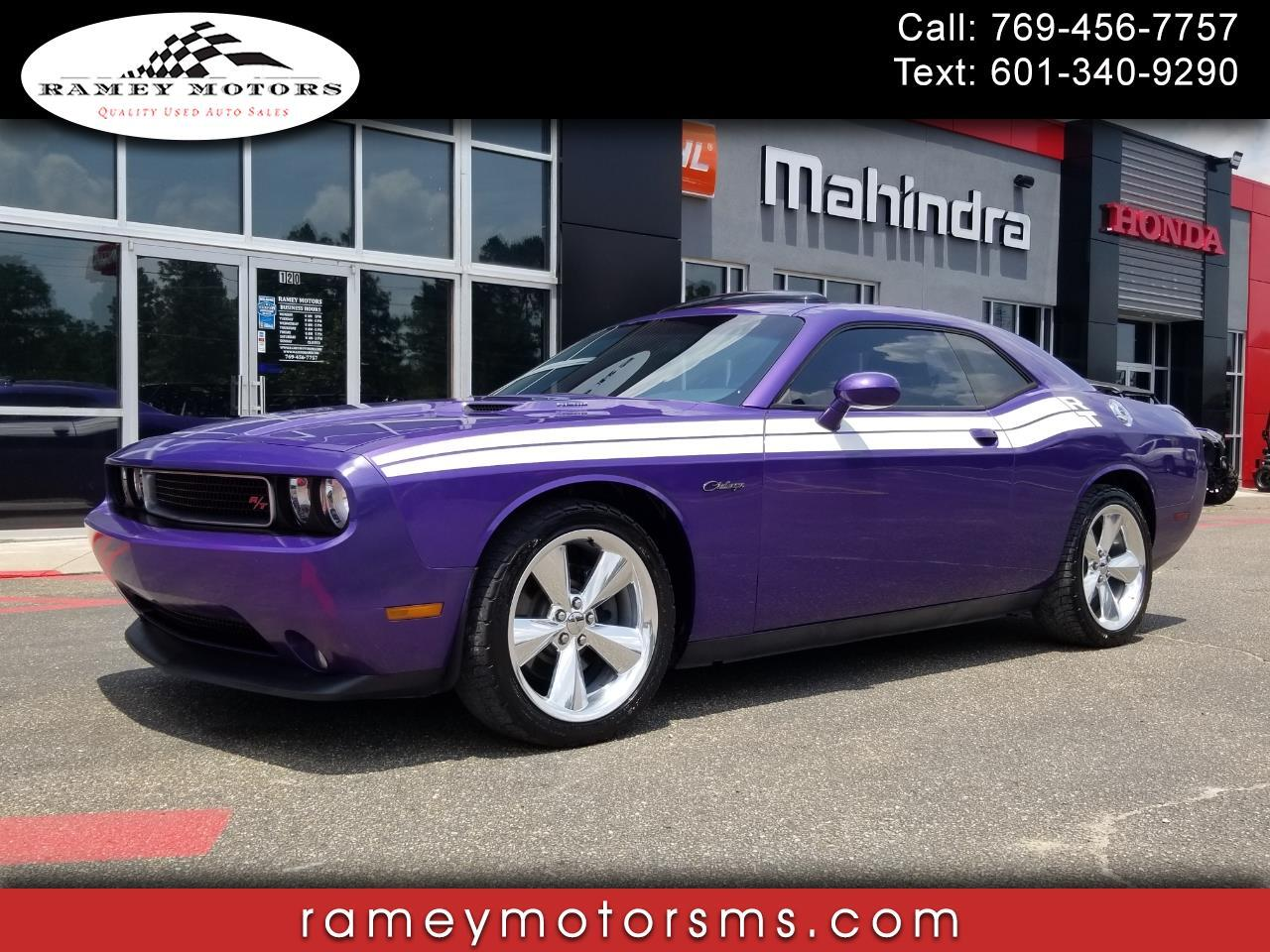 2014 Dodge Challenger R/T Classic