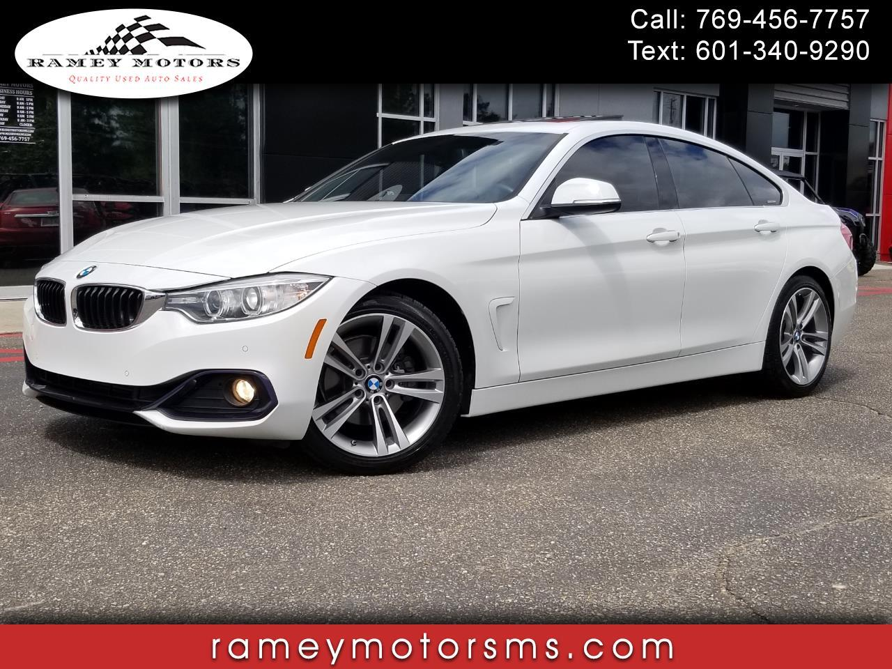 2016 BMW 4 Series 428i GRAND COUPE