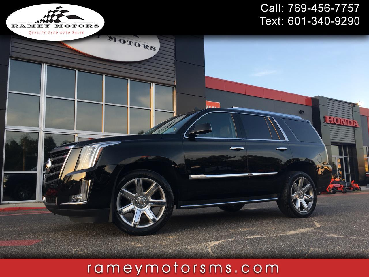 2015 Cadillac Escalade 4WD LUXURY EDITION