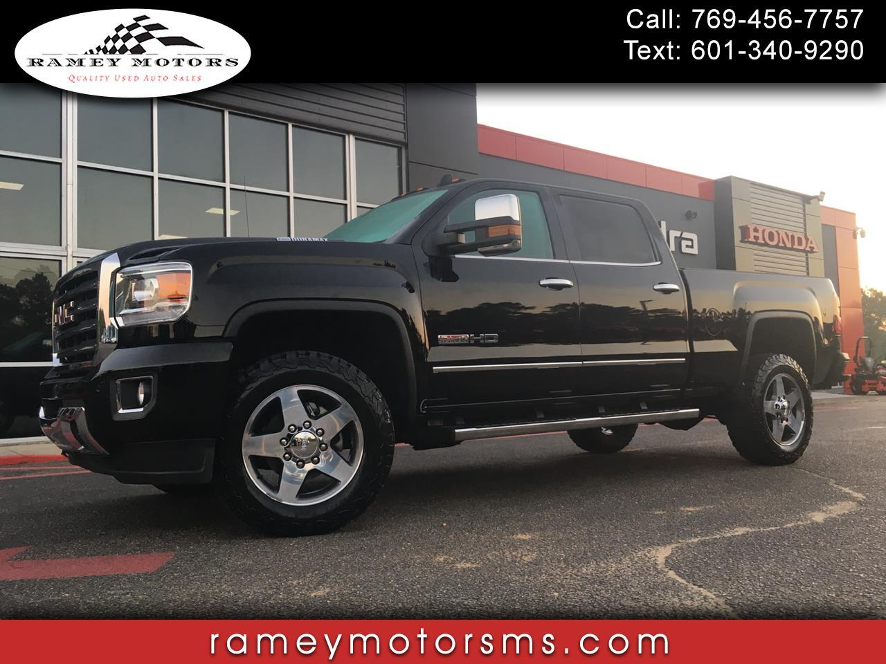 GMC Sierra 2500HD available WiFi  2017