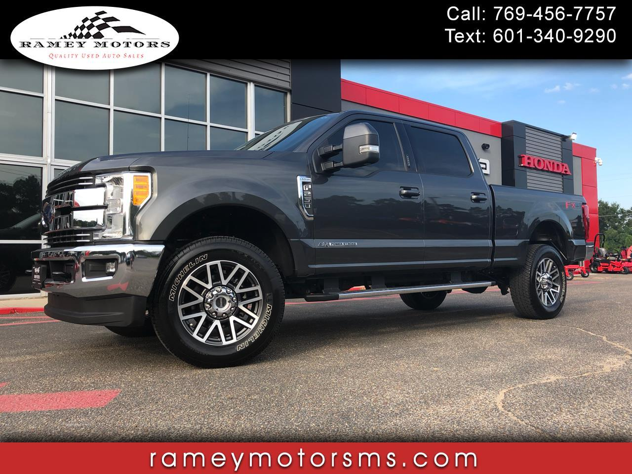2017 Ford F250 4WD CREWCAB LARIAT DPF DELETED