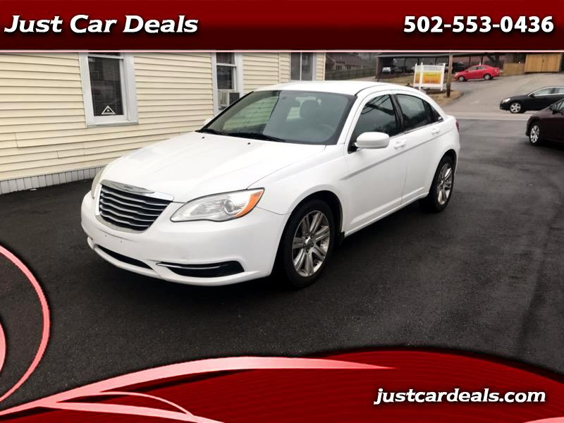 2012 Chrysler 200 4dr Sdn Touring FWD