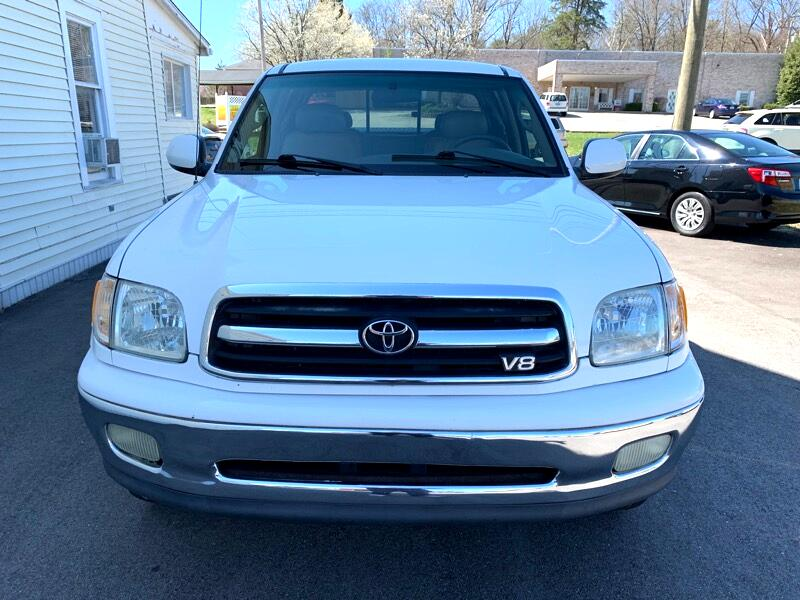 2002 Toyota Tundra 4WD Limited Double Cab 6.5' Bed 5.7L (Natl)
