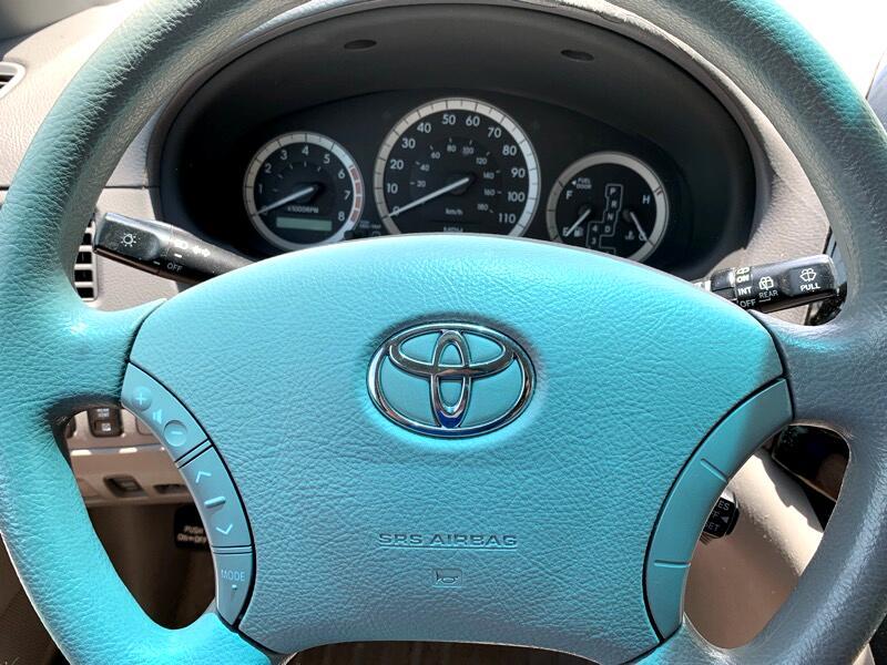 2004 Toyota Sienna LE AWD