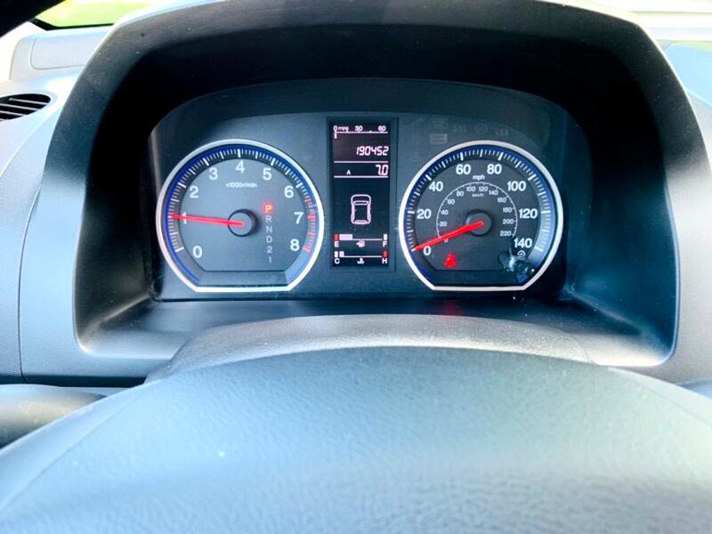 2007 Honda CR-V LX 4WD AT