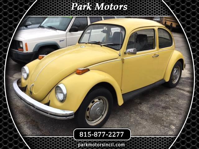 1972 Volkswagen Beetle 1.8T S