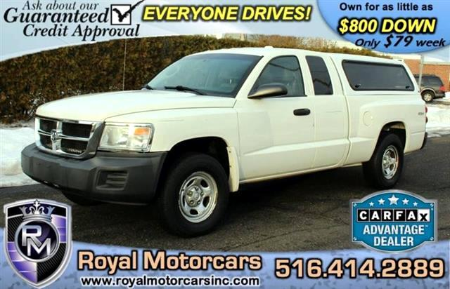 2008 Dodge Dakota ST Ext. Cab 4WD