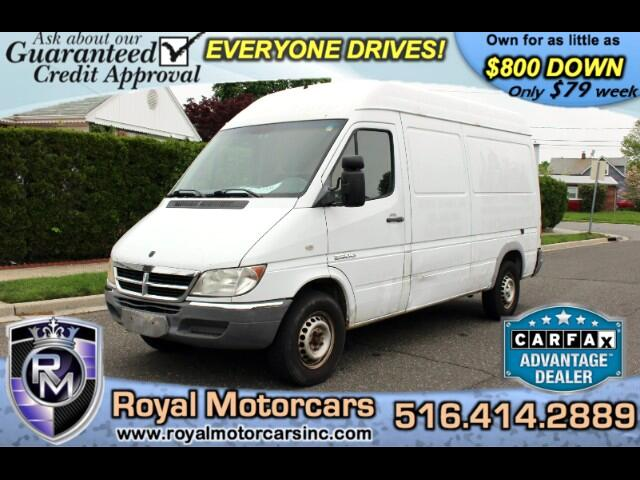 2006 Dodge Sprinter Van 2500 High Ceiling 140-in. WB