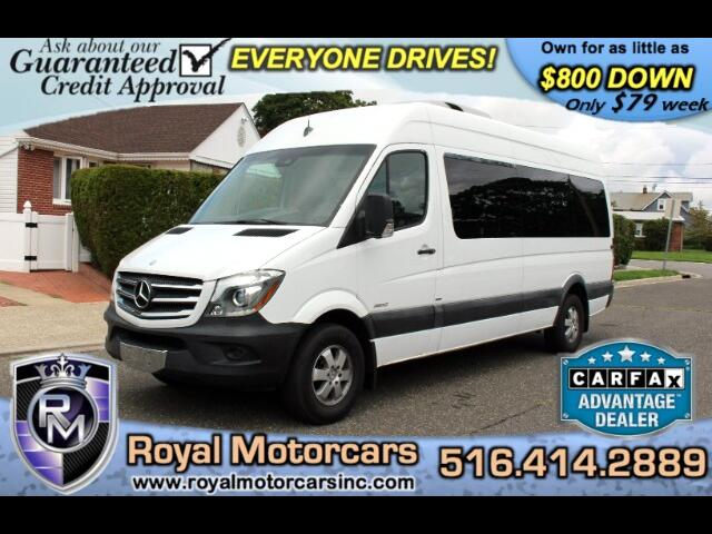 2014 Mercedes-Benz Sprinter 2500 Passenger Van High Roof 170-in. WB