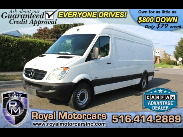 2011 Mercedes-Benz Sprinter 2500 High Roof 170-in. WB