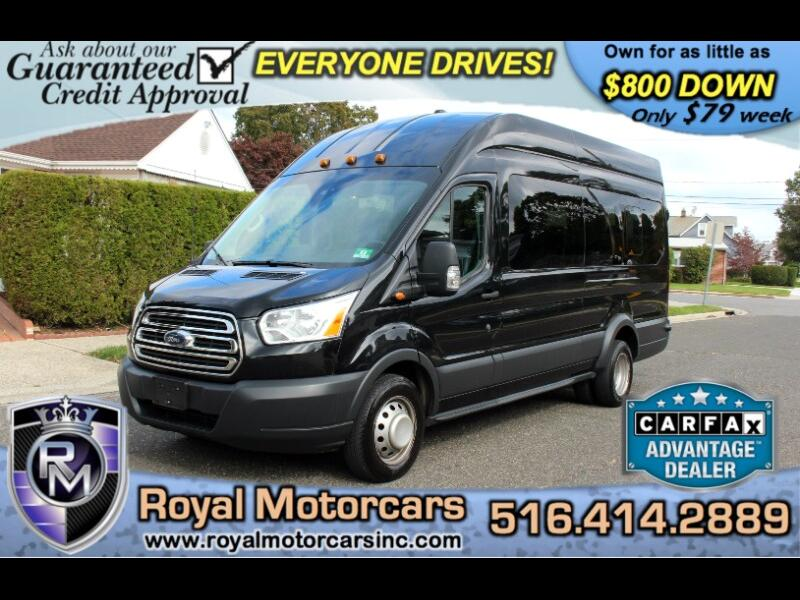 2015 Ford Transit 350 Wagon HD High Roof XLT Sliding Pass. 148 WB EL