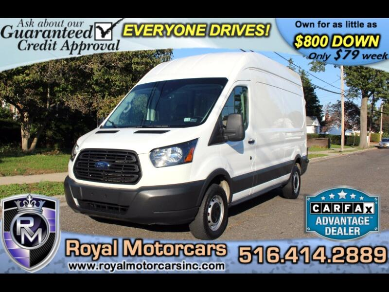 2018 Ford Transit 250 Van High Roof w/Sliding Pass. 148-in. WB