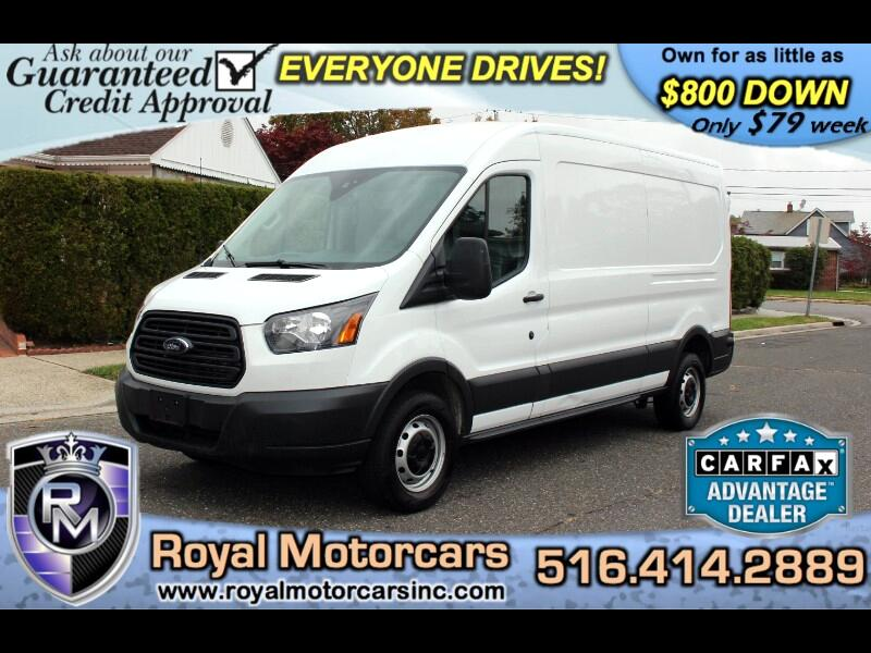 2018 Ford Transit 250 Van Med. Roof w/Sliding Pass. 148-in. WB