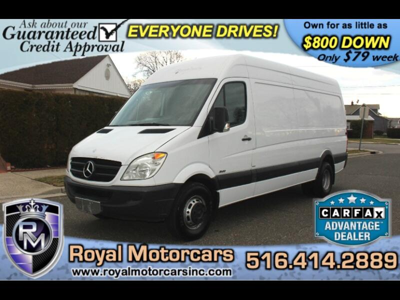 2011 Mercedes-Benz Sprinter 3500 High Roof 170-in. WB